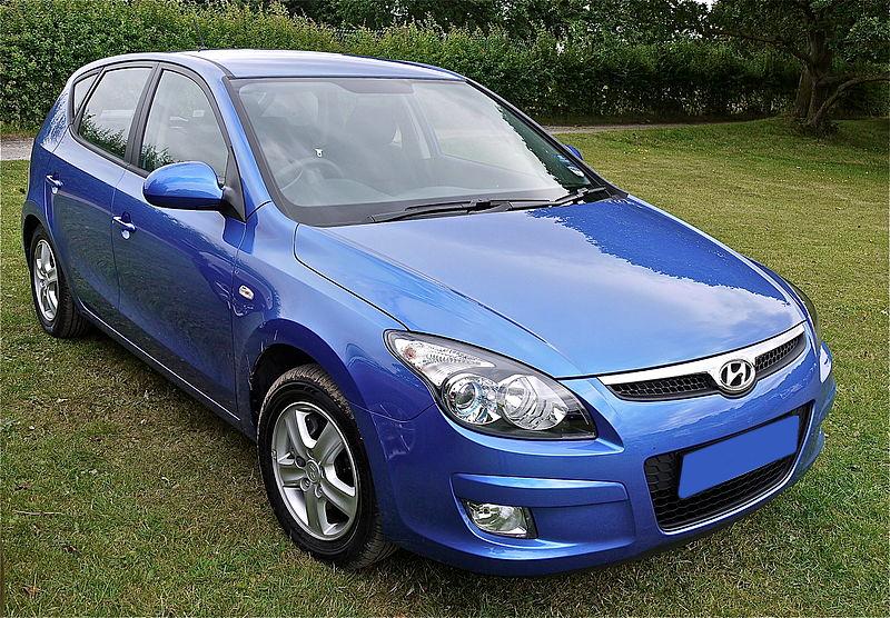Hyundai I30 2007
