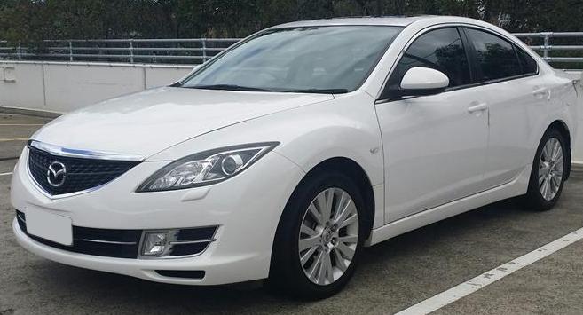 Mazda 6  Atenza  2008