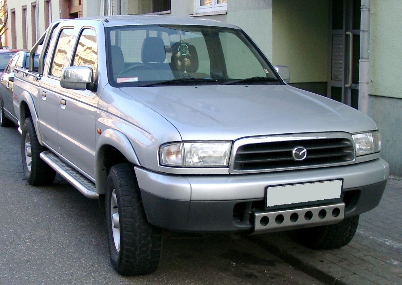 Mazda B Series 1999