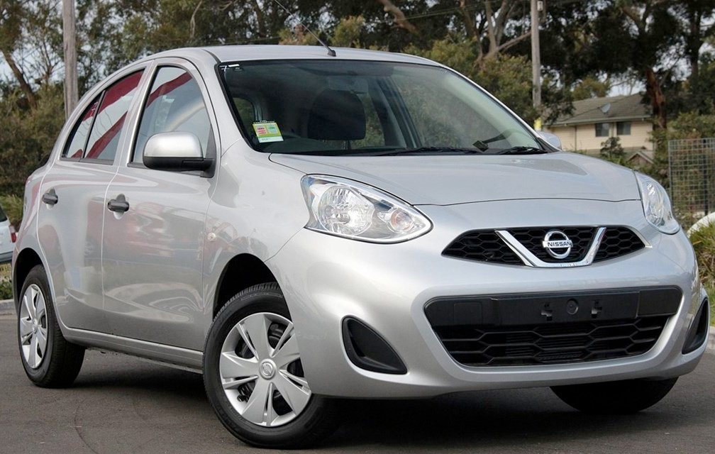 Nissan Micra March 2015 K13 Facelift Aerpro