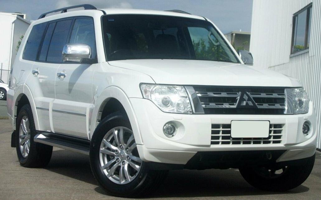 Mitsubishi Pajero 2006 - NS, NT, NW, NX   Aerpro