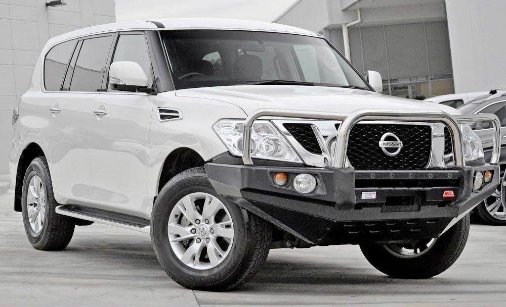 Nissan Patrol 2013- Y62 | Aerpro