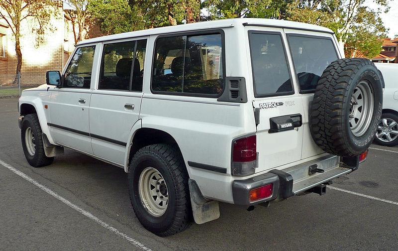 Nissan Patrol 1988-1999 GQ | Aerpro
