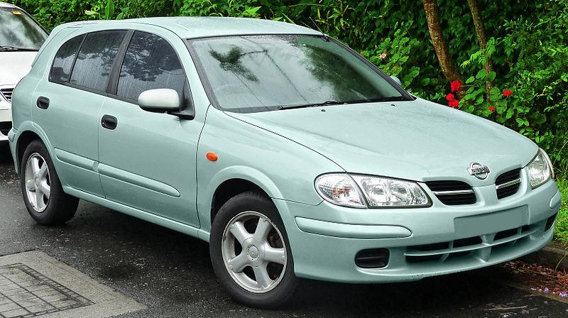 Nissan Pulsar 2000
