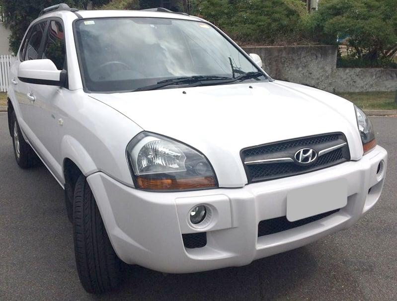 Hyundai Tucson 2004-2009 | Aerpro