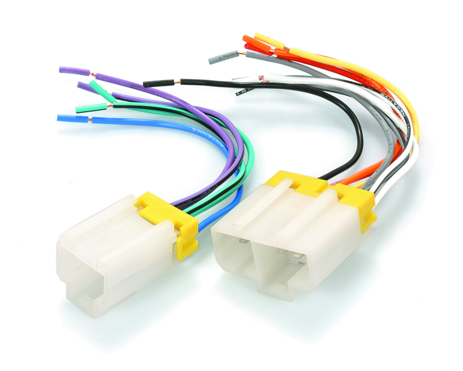 AP7551 aerpro first choice Wiring Harness Diagram at bayanpartner.co