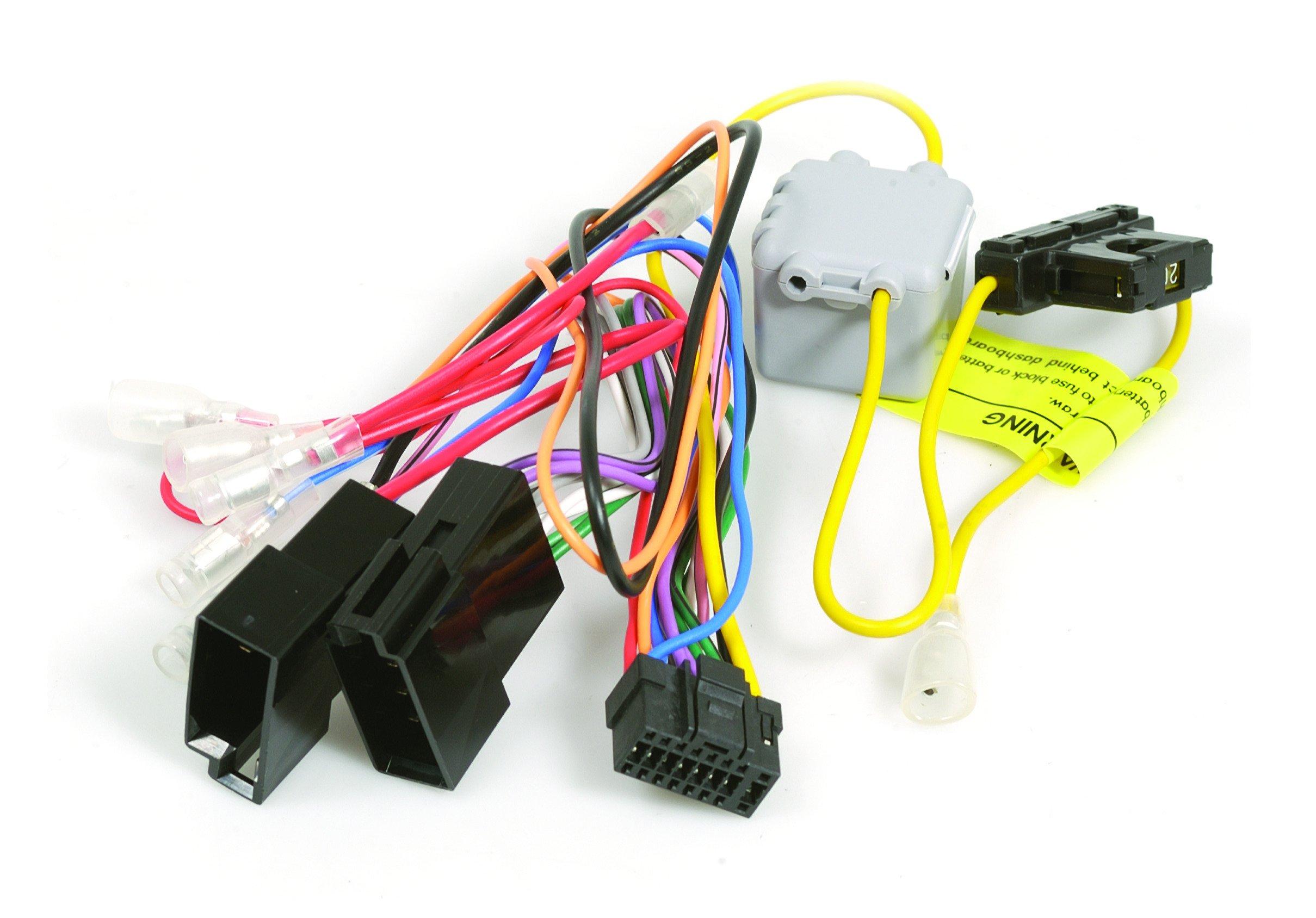 Secondary Harnesses Aerpro Alpine Wire Harness 4 Pin App8alph Iso 16 Sqre