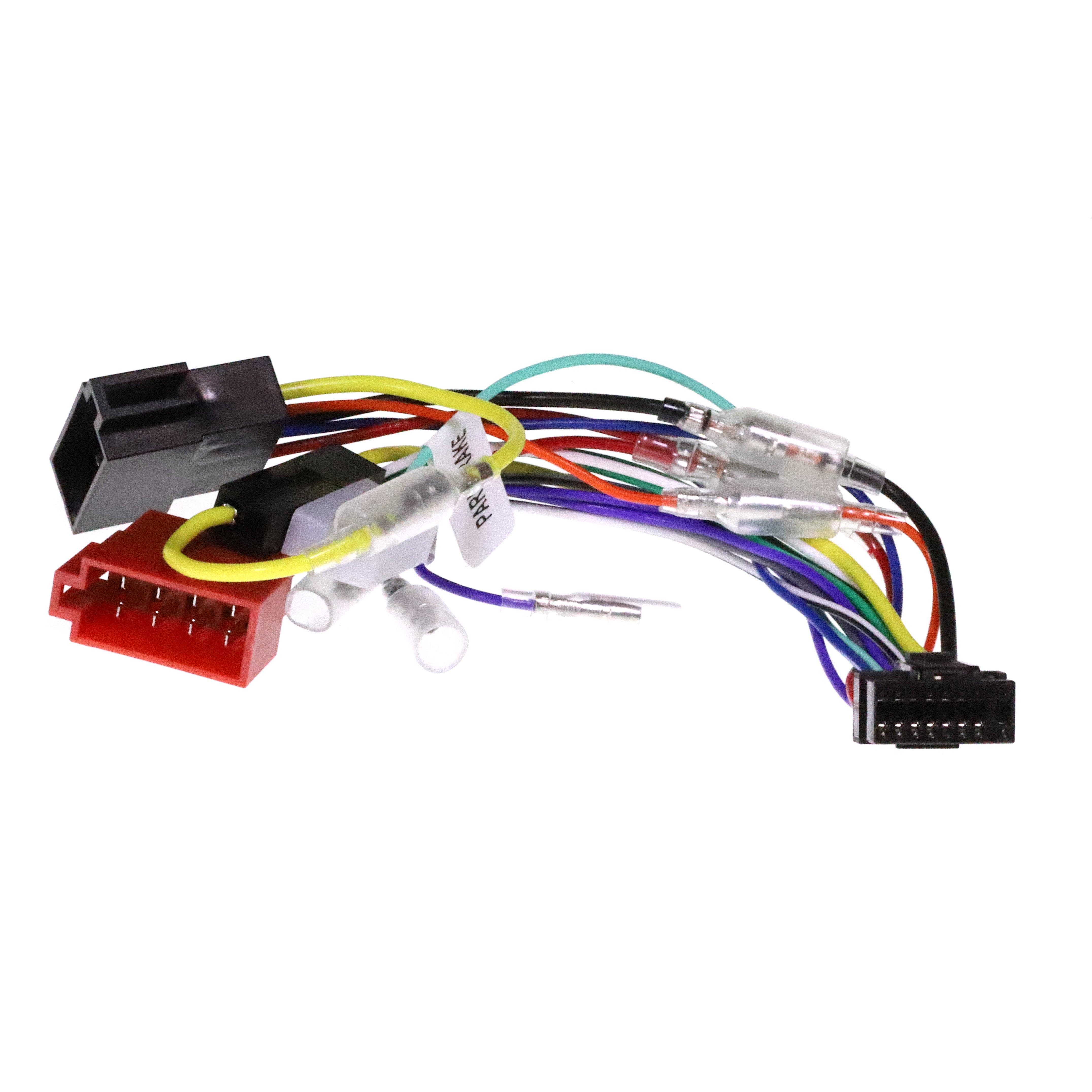 app8alpv alpine/ iso harness 16 pin