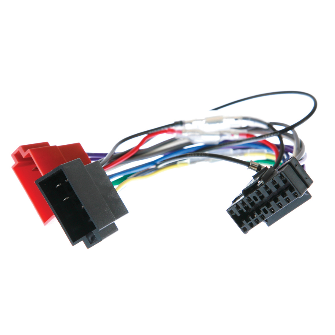 Secondary Harnesses Aerpro Clarion Car Radio Wiring Harness 14 Pin App8cla2 To Iso 16