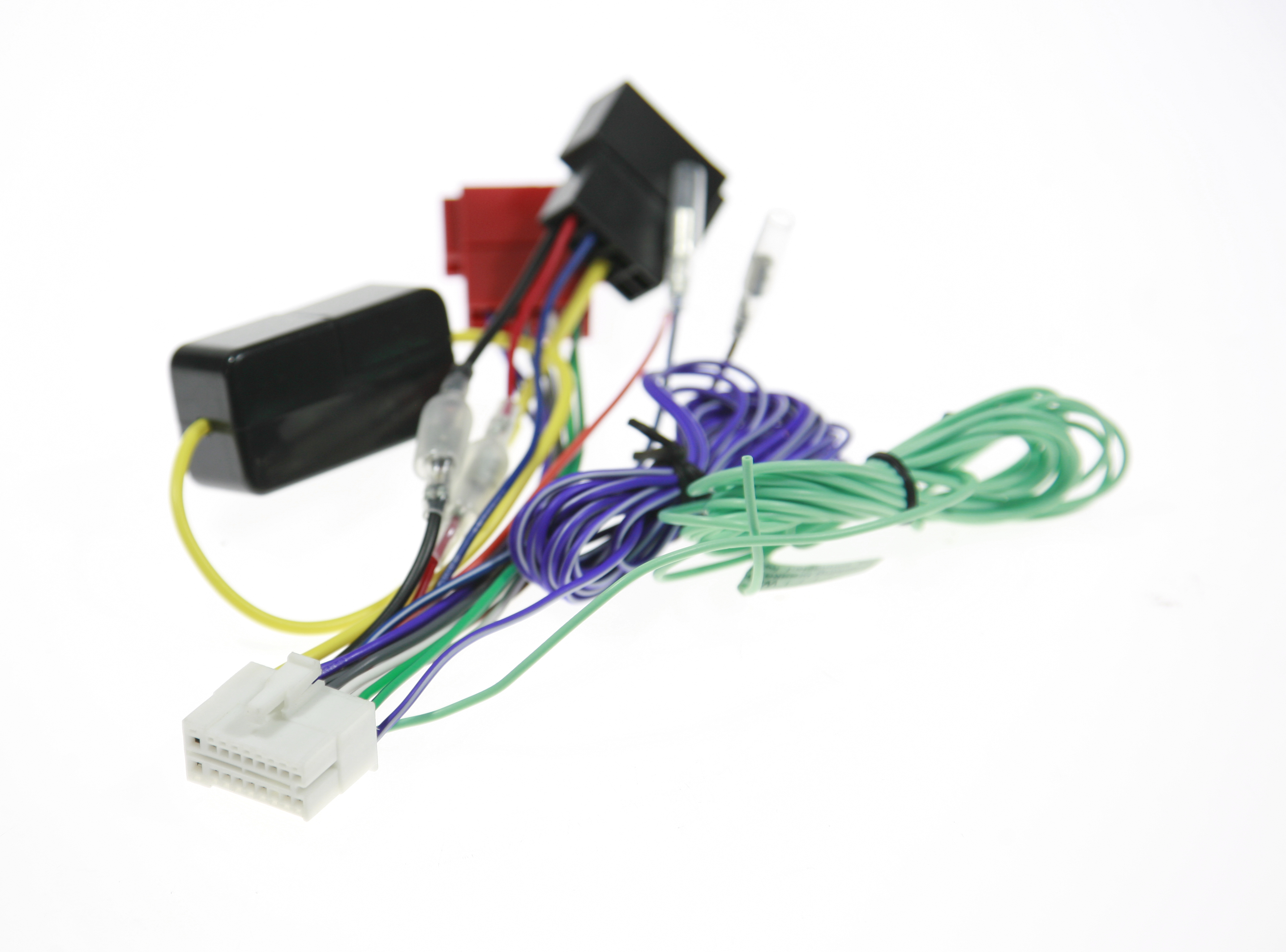 APP8CLA3 aerpro first choice clarion wiring harness adapter at mifinder.co