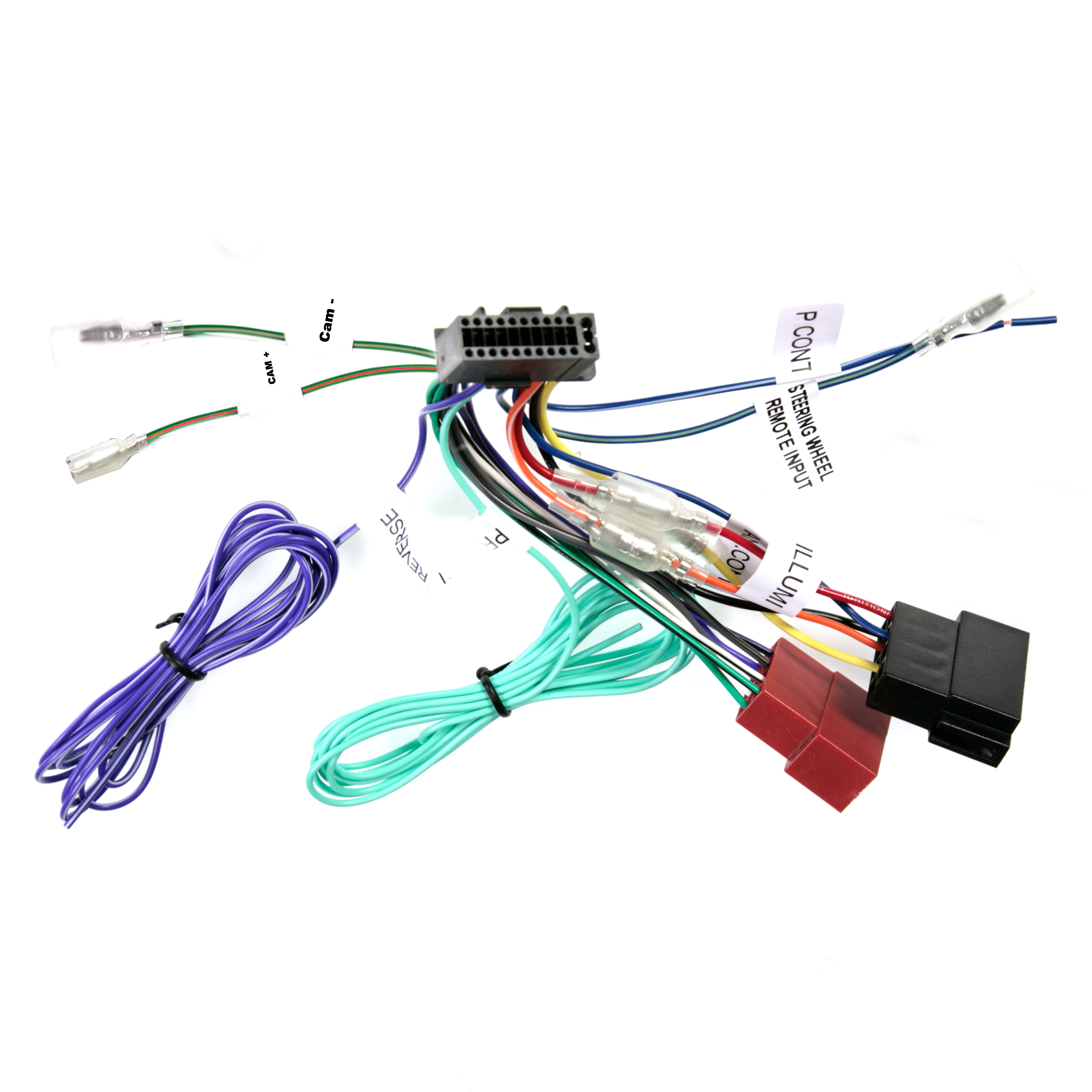 APP8KE6 secondary harnesses aerpro aerpro wiring harness sony at mifinder.co