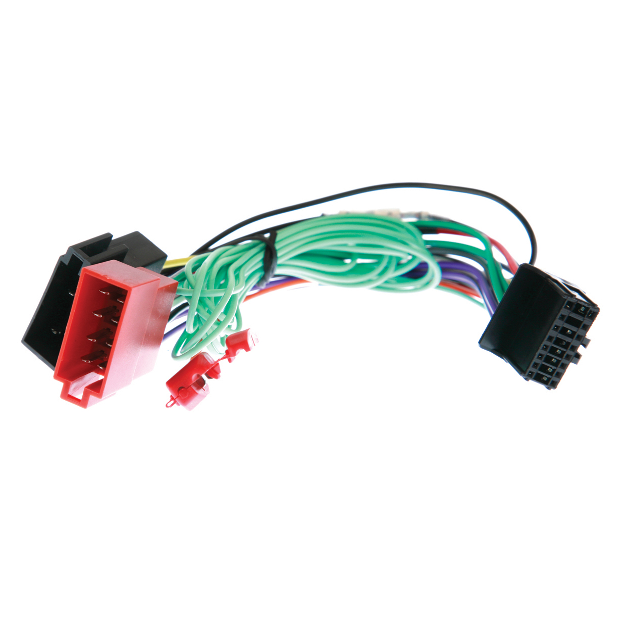Secondary Harnesses Aerpro 12v Plug Wiring Harness Adapter App8pio4 Pioneer To Iso 16 Pin