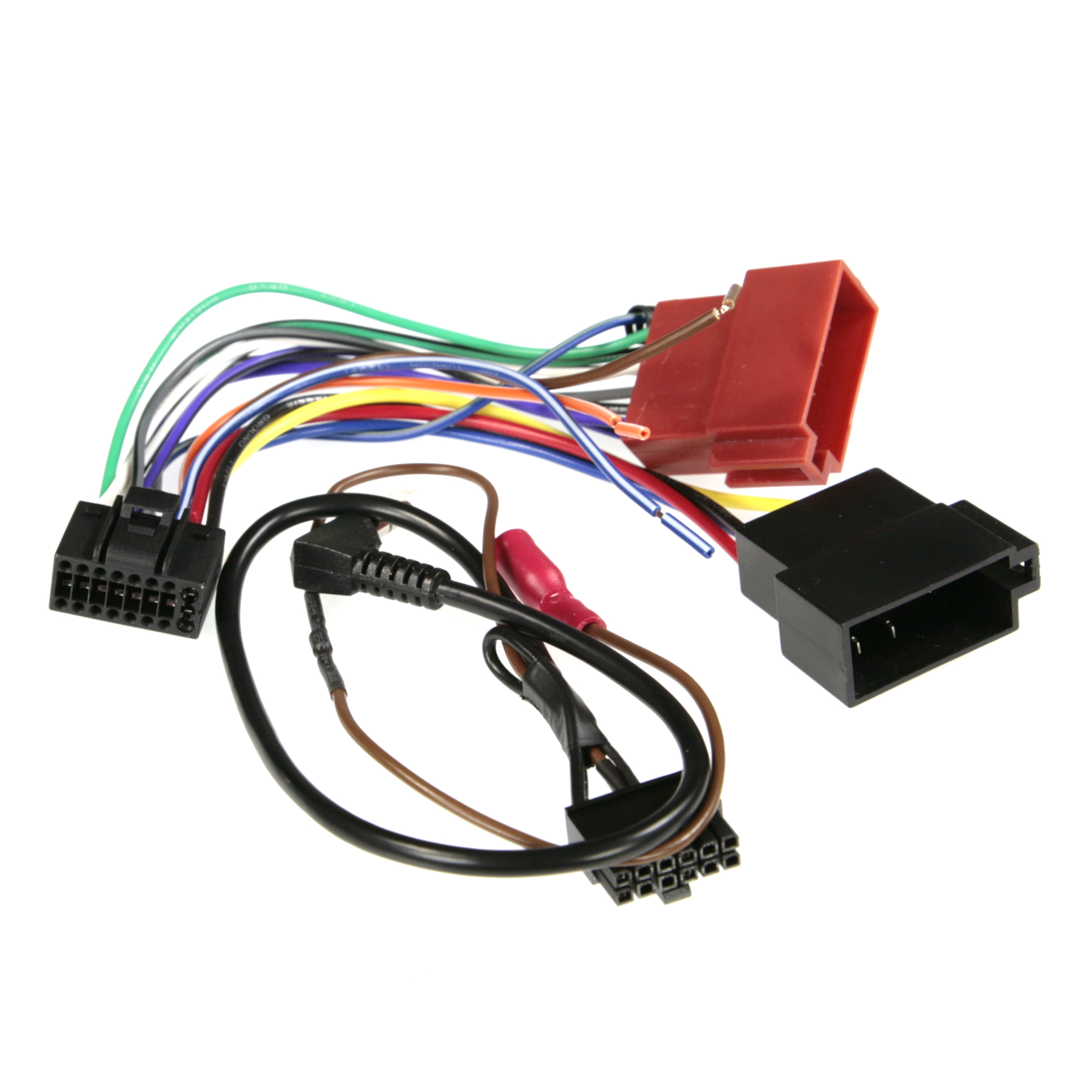 Aerpro First Choice Jvc 16 Pin Wiring Harness