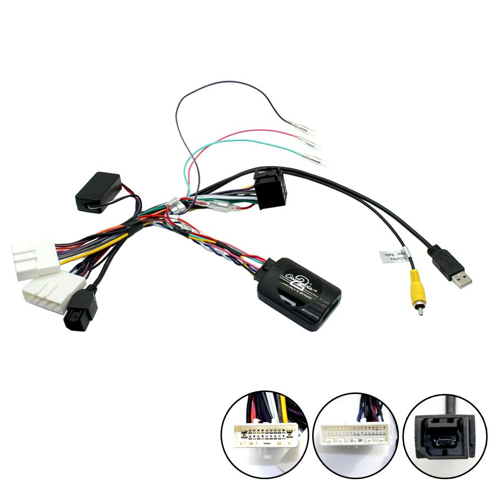 Swc Harnesses Aerpro Commodore To Jvc Car Stereo Wiring Diagram Chni9c Steering Wheel Control Harness