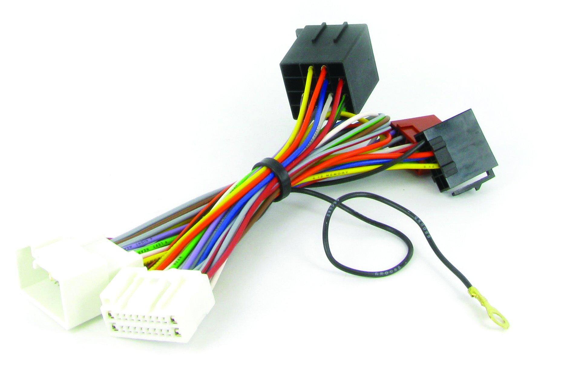 Mitsubishi Triton Trailer Wiring Harness Solutions Audio Wire Kits Mt 117 B4m