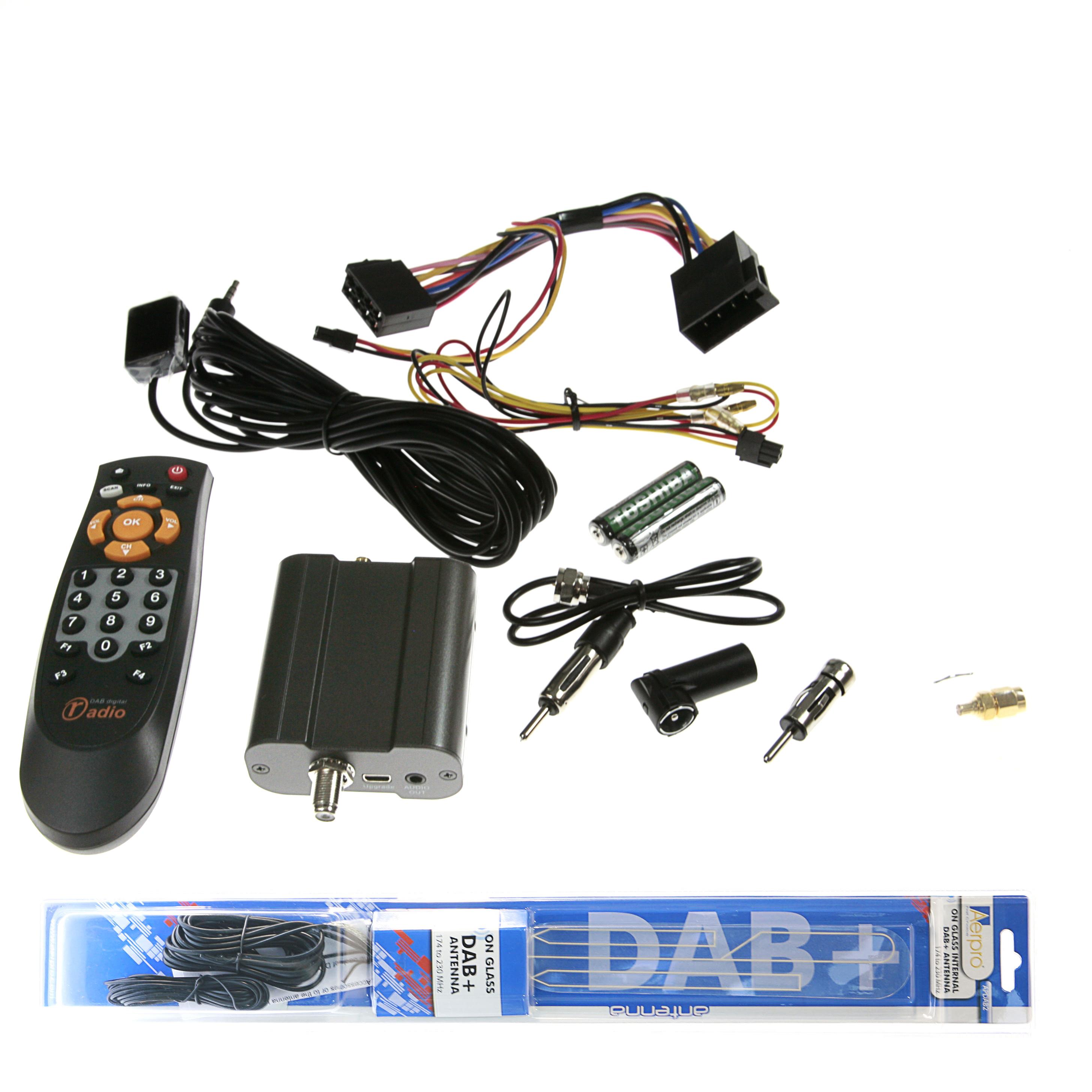 Dab Antennas Accessories Aerpro Toyota Power Antenna Wiring Diagram Digi2 Digital Tuner