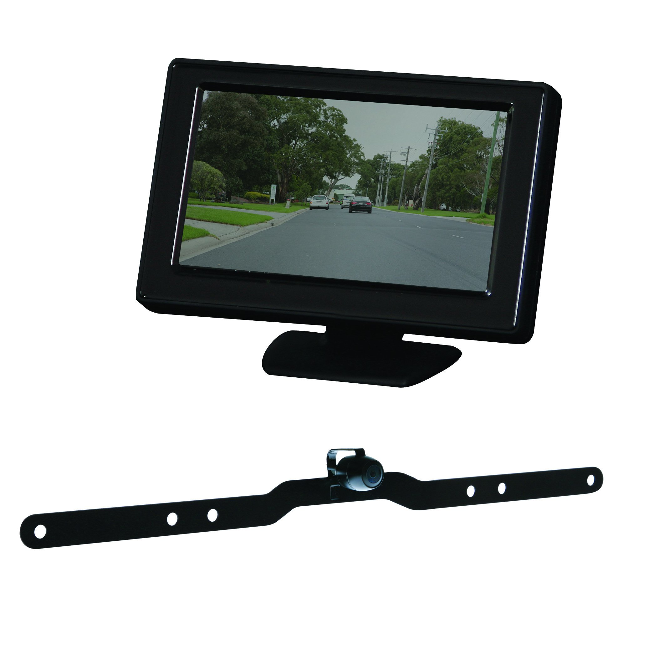 "G427 4.3"" Reverse monitor camera kit wired"