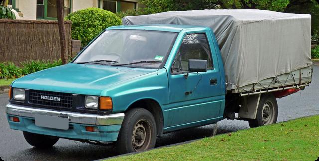 Holden Rodeo 1988 2003 Tf Aerpro