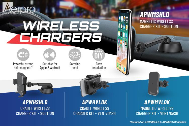 Featured item - Wireless Chargers