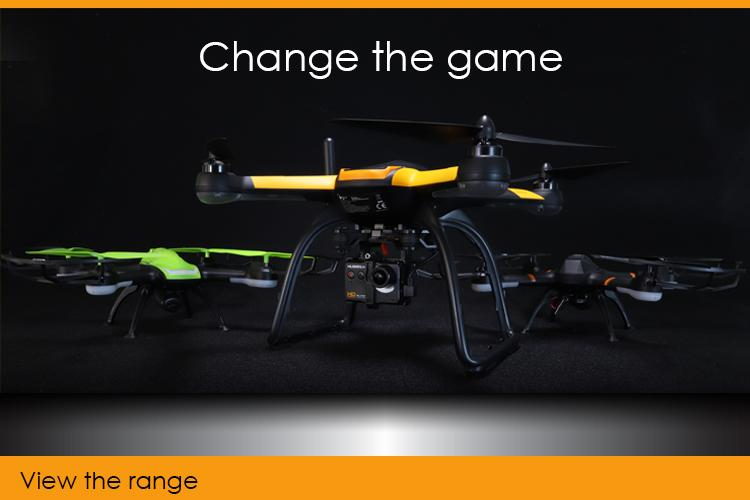 Featured item - Aerpro Drones
