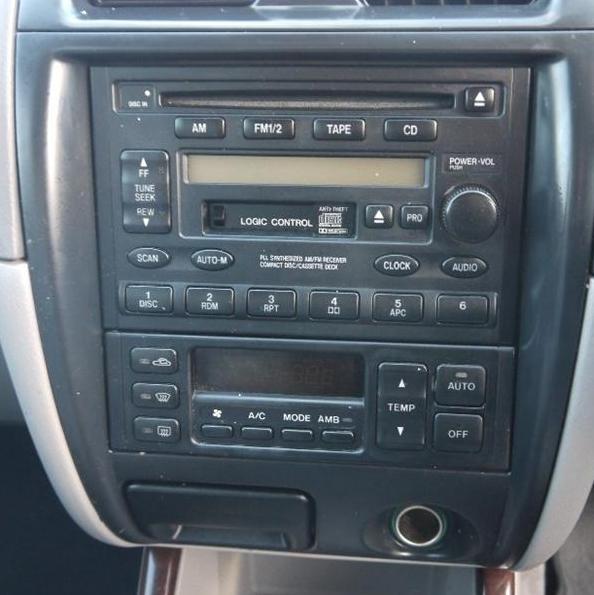 Mazda 626 Capella 19982002 Aerprorhaerpro: Mazda 626 Aftermarket Radio At Gmaili.net