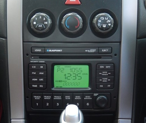 Holden Commodore 2004-2007 VZ | Aerpro