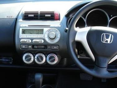 Honda Jazz Fit 2002 2008 Gd Aerpro