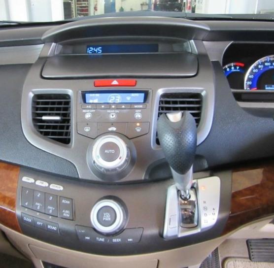 Honda Odyssey 2004 2008 Aerpro