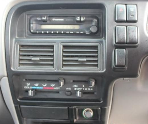 Holden Rodeo 1988-2003 TF | Aerpro