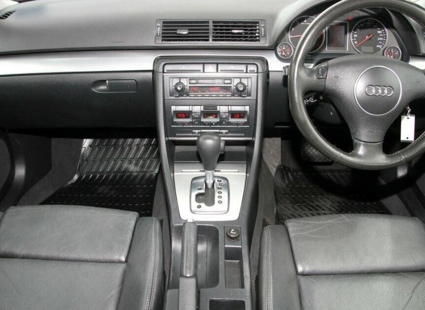 Audi A4 2001-2008 (B6, B7) | Aerpro