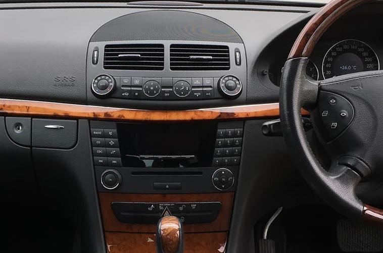 Mercedes E-Class W211 2002-2009 | Aerpro