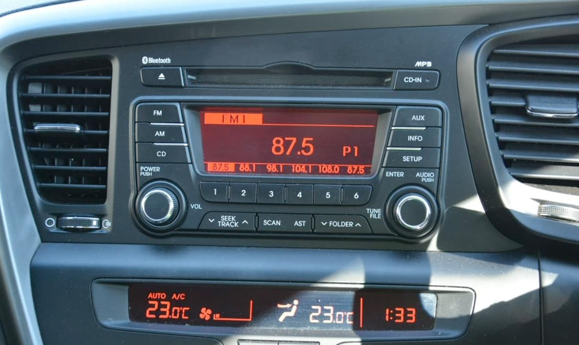 Kia Optima 2011 2015 Tf Aerpro 2009 Navigation System Components And Wiring Harness
