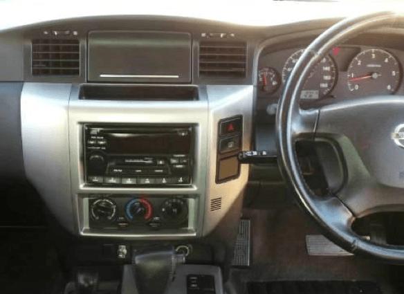 Nissan Patrol 19972009 Gu: Nissan Patrol Gu Stereo Wiring Diagram At Satuska.co