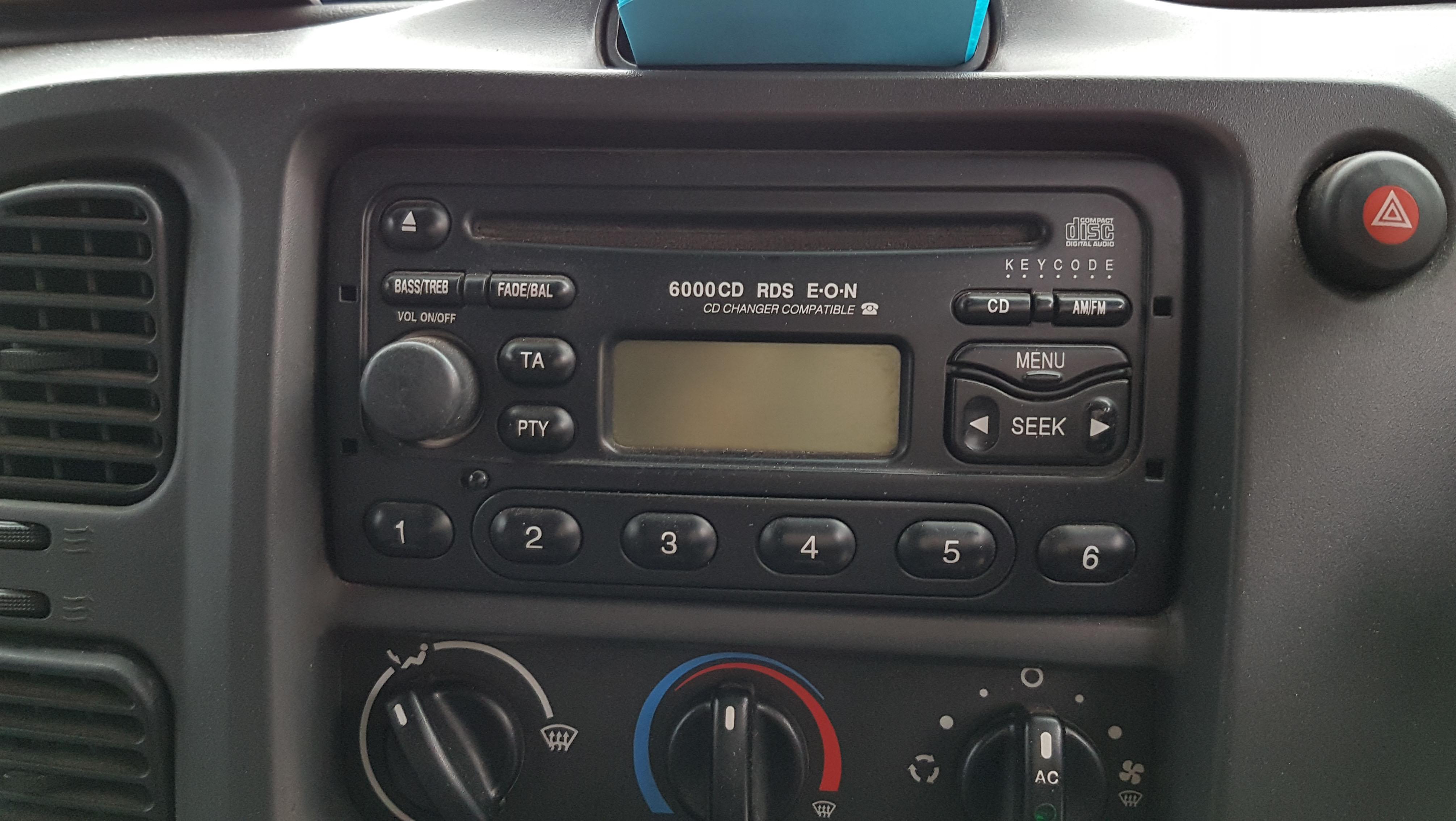 Ford Transit 1996 2006 Vf Vg Vh Vj Aerpro Mk6 Fuse Box
