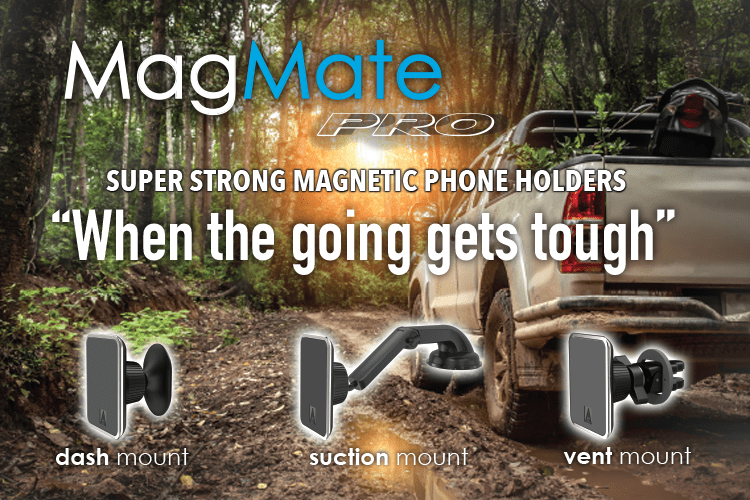 Featured item - MagMatePro Super Strong Magnetic Phone Holders