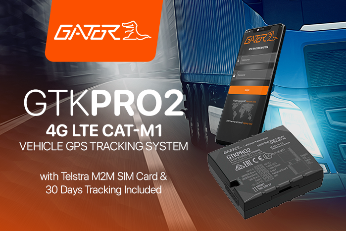 Featured item - Gator GTKPRO2 Tracker