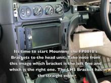 Embedded thumbnail for Holden VT,VX Double DIN Install Video