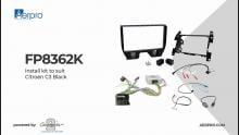 Embedded thumbnail for FP8362K Installation Video