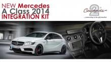 Embedded thumbnail for Mercedes A Class (2014) Integration Kit: Install Guide