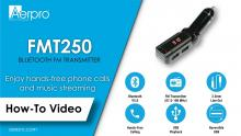 Embedded thumbnail for FMT250 How to Use Video