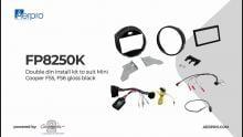 Embedded thumbnail for FP8250K Installation Video