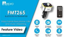 Embedded thumbnail for FMT265 Feature Video