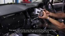 Embedded thumbnail for Ford Ranger 2015- PX MK2 Headunit Installation