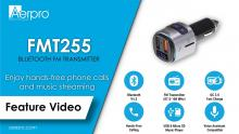 Embedded thumbnail for FMT255 Feature Video