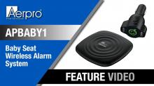 Embedded thumbnail for Baby Seat Alarm System Feature Video (APBABY1 )