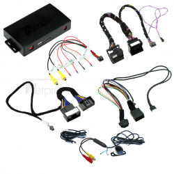 Adaptiv Mini ADVM-AU6 HDMI /& Zwei Kamera Erweiterung Interface für Audi