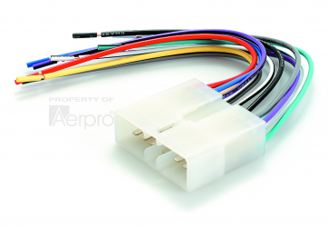 ford au stereo wiring diagram