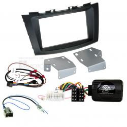 fp9217kc install kit to suit suzuki swift fz black