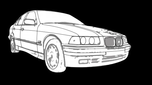 bmw 3 series 1990