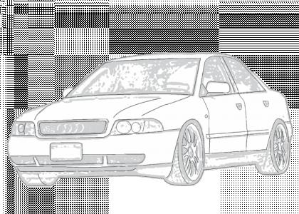 Audi A4 1998-2001 Avant (B5) | Aerpro